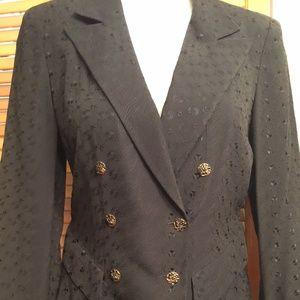 Bazar de Christian Lacroix women's skirt suit